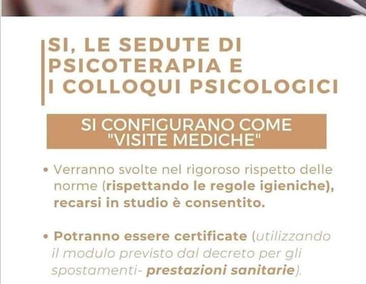 Consulenza Psicologica e Psicoterapia Online